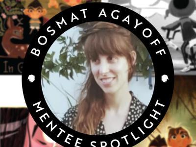 Mentee Spotlight: Bosmat Agayoff