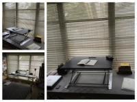 RiseUP Standing Desk Writing Table