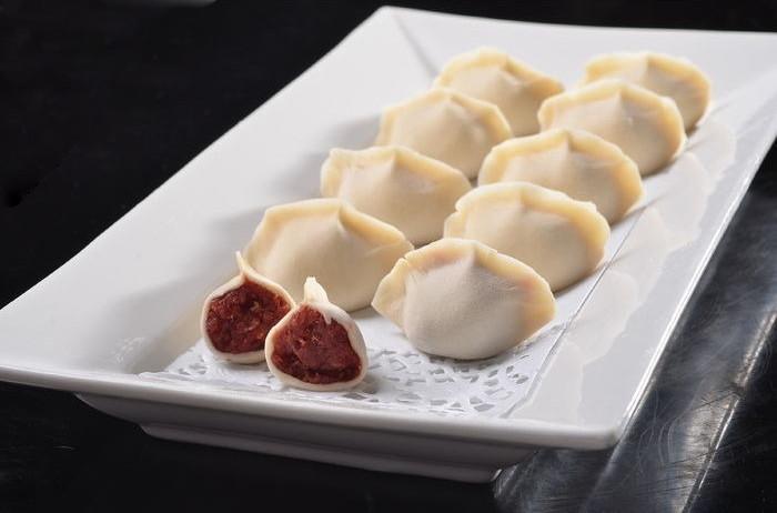 Ravioli di Carne - cena di capodanno lunare cinese 2020