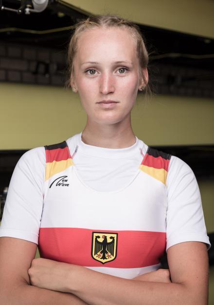 Marieluise Witting. Foto: DRV/Schwier