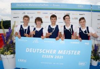 Jahrgangsmeisterschaften U23, U19 und U17. Foto: D. Seyb