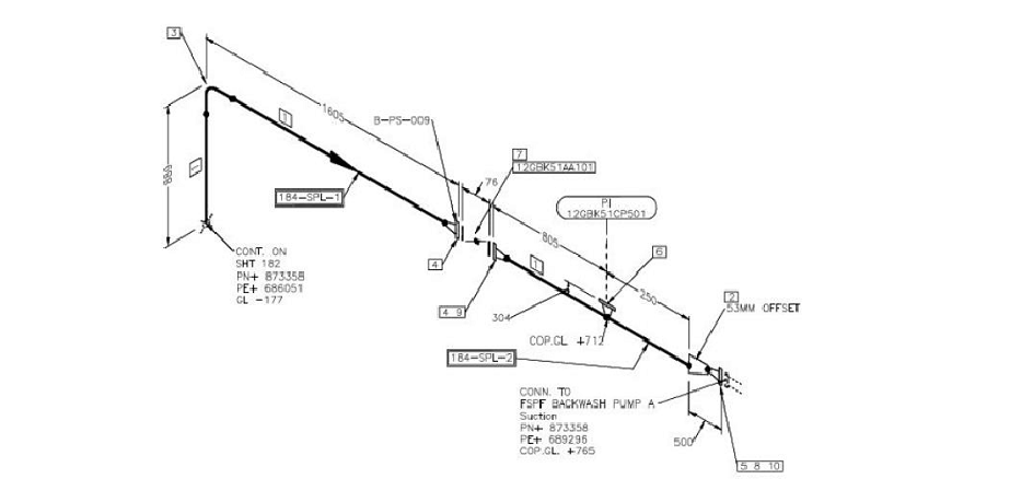 Pipe development drawings pdf