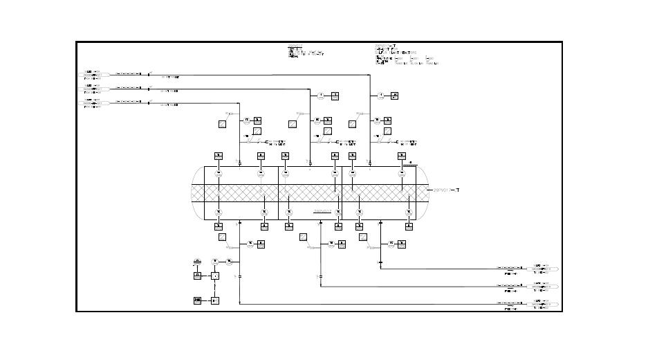 As-built Drawings & Detailed Engineering for Refinery SRU