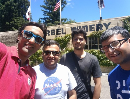 A day in Napa Valley