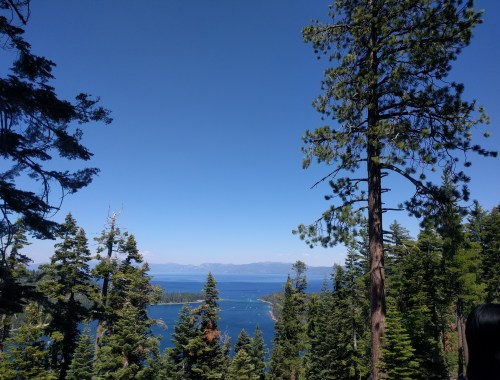Favorite stops in Lake Tahoe in summer
