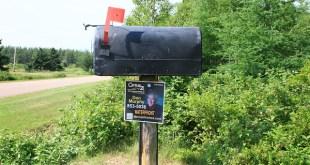 PEI mailbox