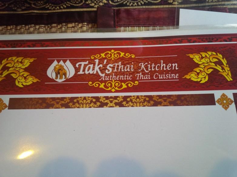 Tak S Thai Kitchen Moncton Authentically Thai Food