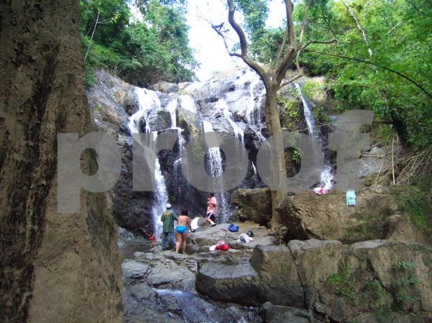 Argyle Waterfalls