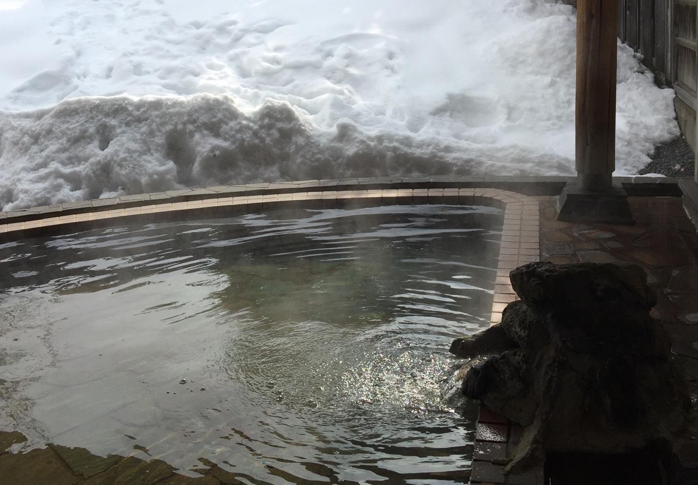 八幡平ライジングサンホテルの温泉