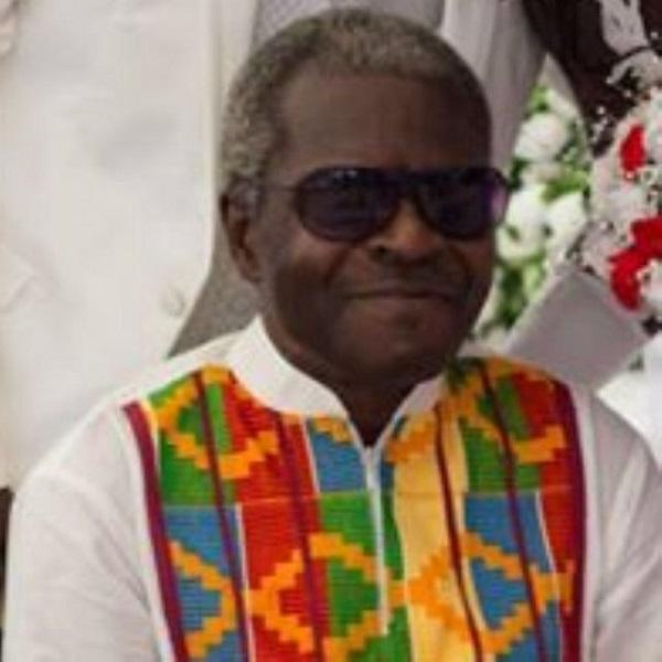 Rev Sarpong