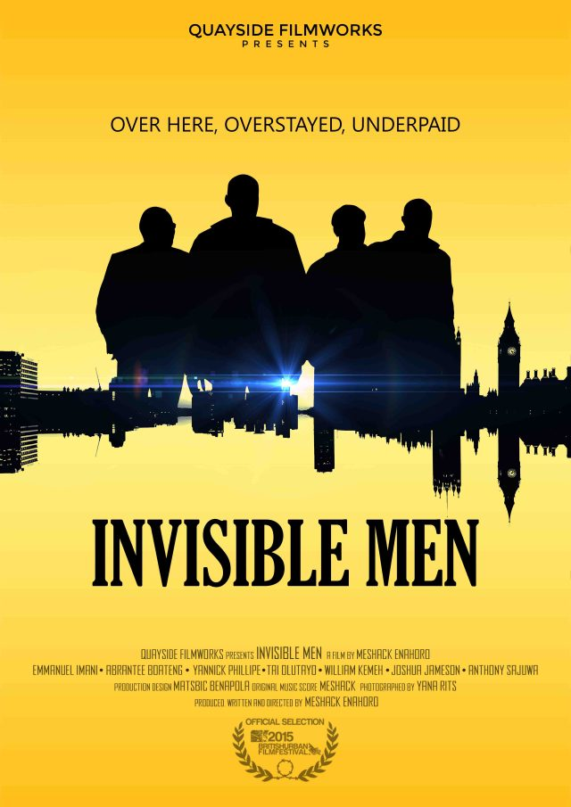 Invisible Men movie poster