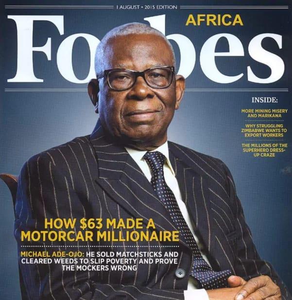 Chief Michael Ade-Ojo