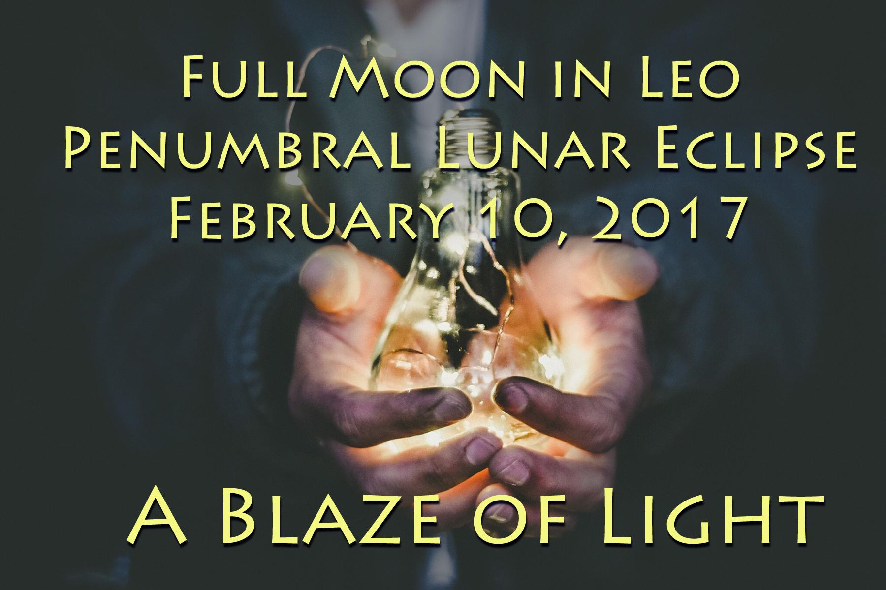 Full Moon in Leo: A Blaze of Light