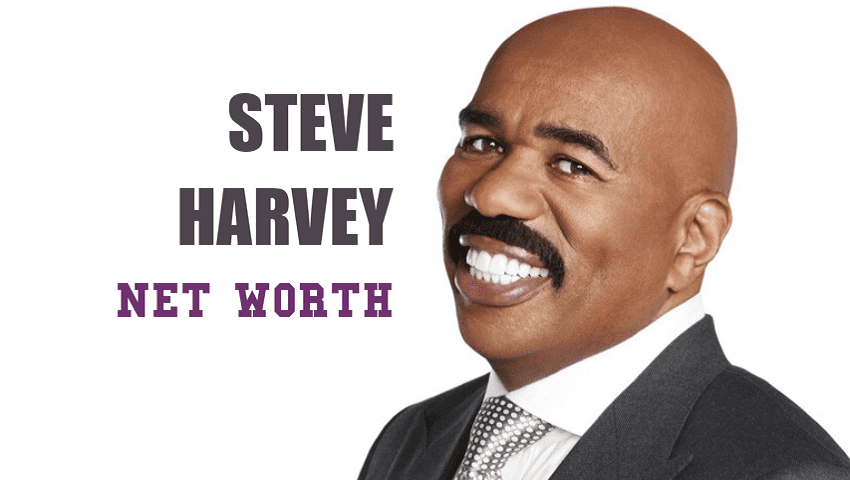 Steve Harvey Net Worth