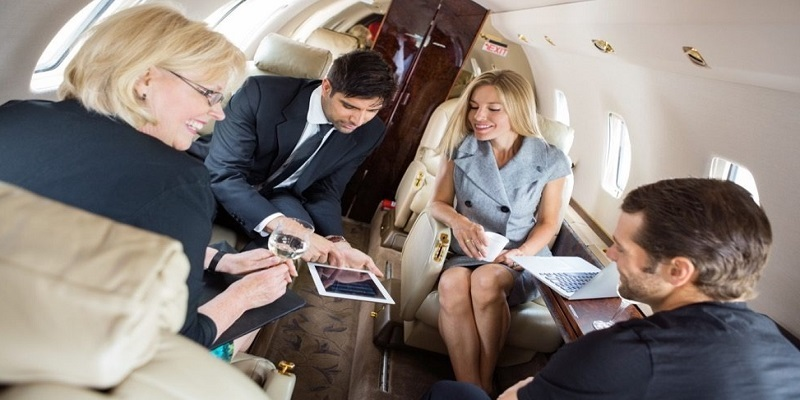 Private Jet Charter vs. First-Class: What's The Difference?