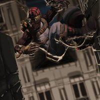 Spider-Man - Pathfinder Style