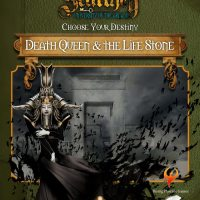Death Queen and the Life Stone (D&D 5e)