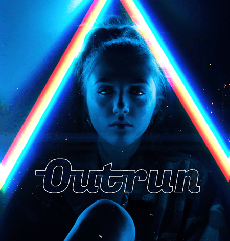 Test Drive It Now. Outrun Cover concept. Photo by Connor Botts.