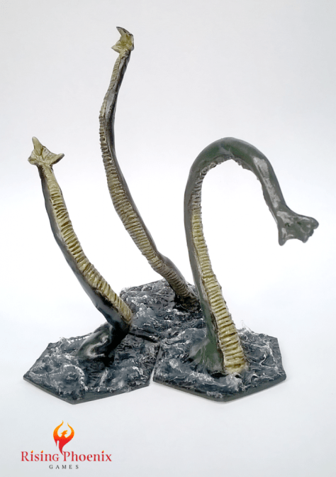 Tentacle Miniatures - Hand Made Monsters