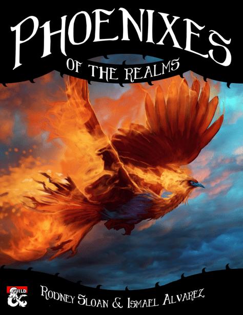 Phoenixes of the Realms