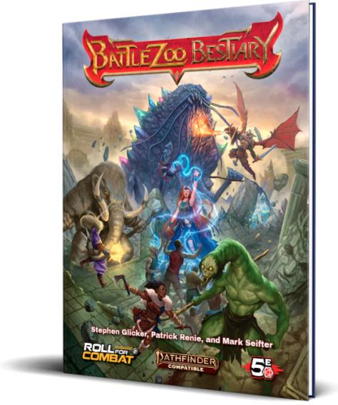 Battle Zoo Bestiary