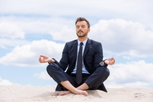 try mindfulness to stay calm job interview