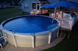 Above Ground Pools | Raleigh, NC | Wake Forest NC | Rising