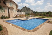 Vinyl Pool Shapes | Rising Sun Pools and Spas