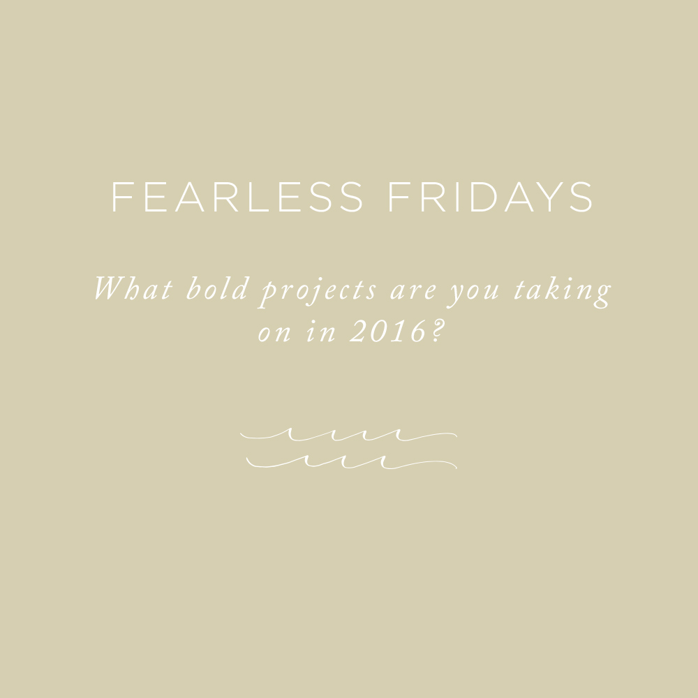 Fearless Fridays | via the Rising Tide Society