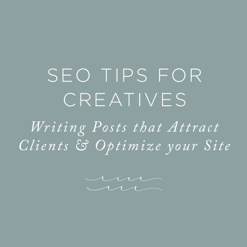 How to Write a Post That is Both Optimized for Search Engines & Attracts New Clients to Your Site
