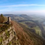 Kinnoull Hill, Perth, Scotland
