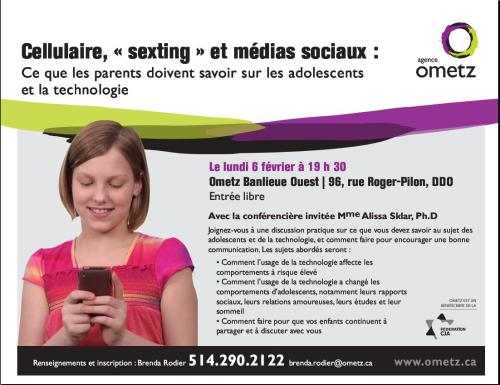 Flyer (French)