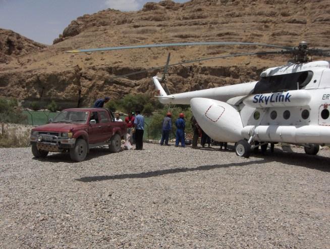 Risk Corps Humanitarian Logistics