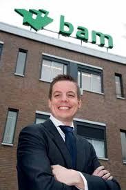 Nieuwe functie voor Frank Prins bij Royal BAM Group
