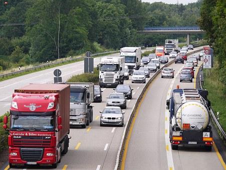 """Herstel wegtransport duurt zeker tot na 2022"""""""