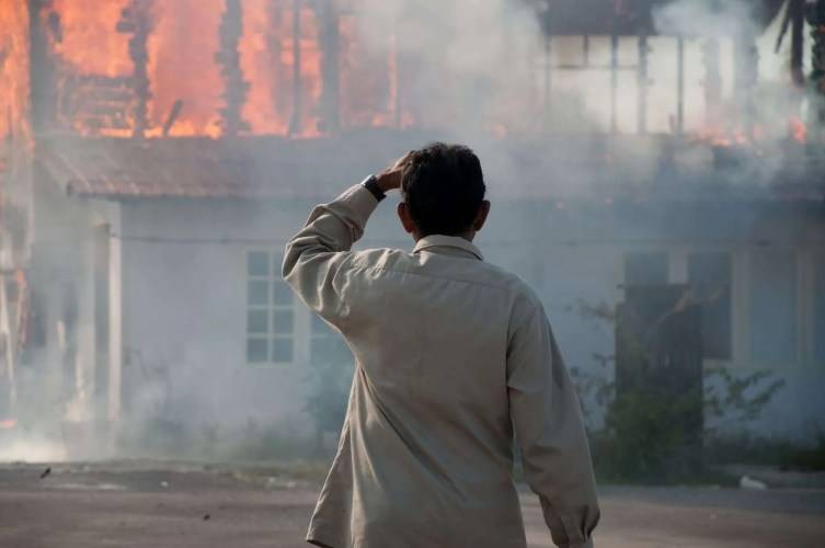 How can you remediate fire damage