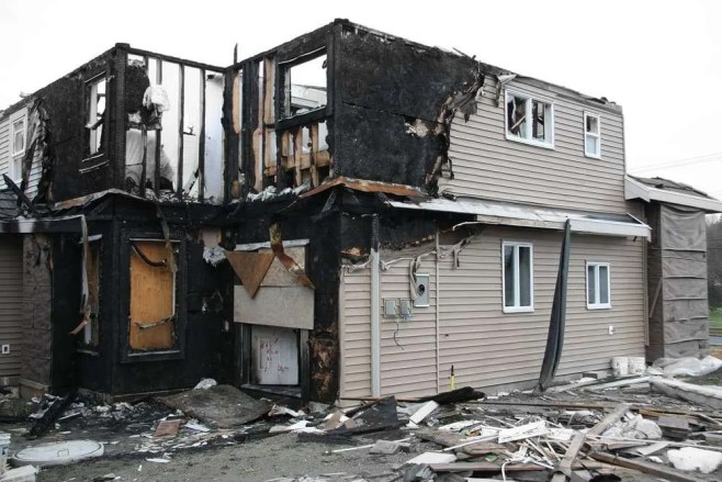 Does insurance cover smoke damage
