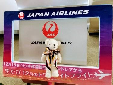 【遊覧飛行搭乗記】JAL周遊フライト「空たび トワイライトフライト」セントレア発着便に当選 概要・申し込みから当選まで・当日の様子