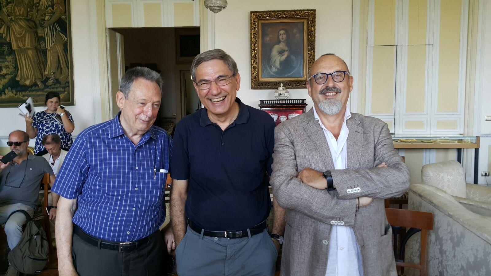 Presentazione del premio letterario giuseppe tomasi di for Scrittore di lampedusa