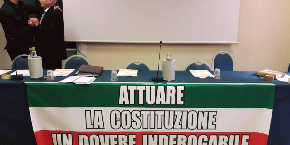 I socialisti per attuare la Costituzione con Paolo Maddalena