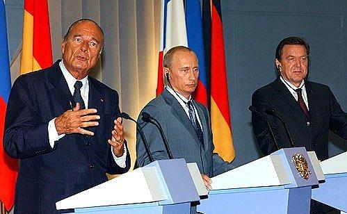 Fillon come Schroeder e Chirac per discutere con Putin