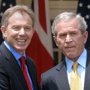 Bush e Blair: la seconda guerra del golfo e la crisi del soft power USA