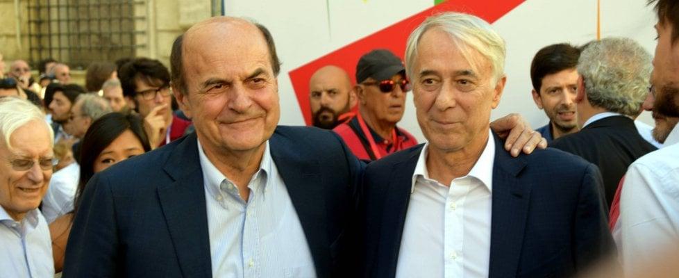Bersani e Pisapia Insieme per il centrosinistra
