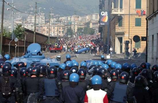 A Genova 2001 hanno ucciso la nostra democrazia
