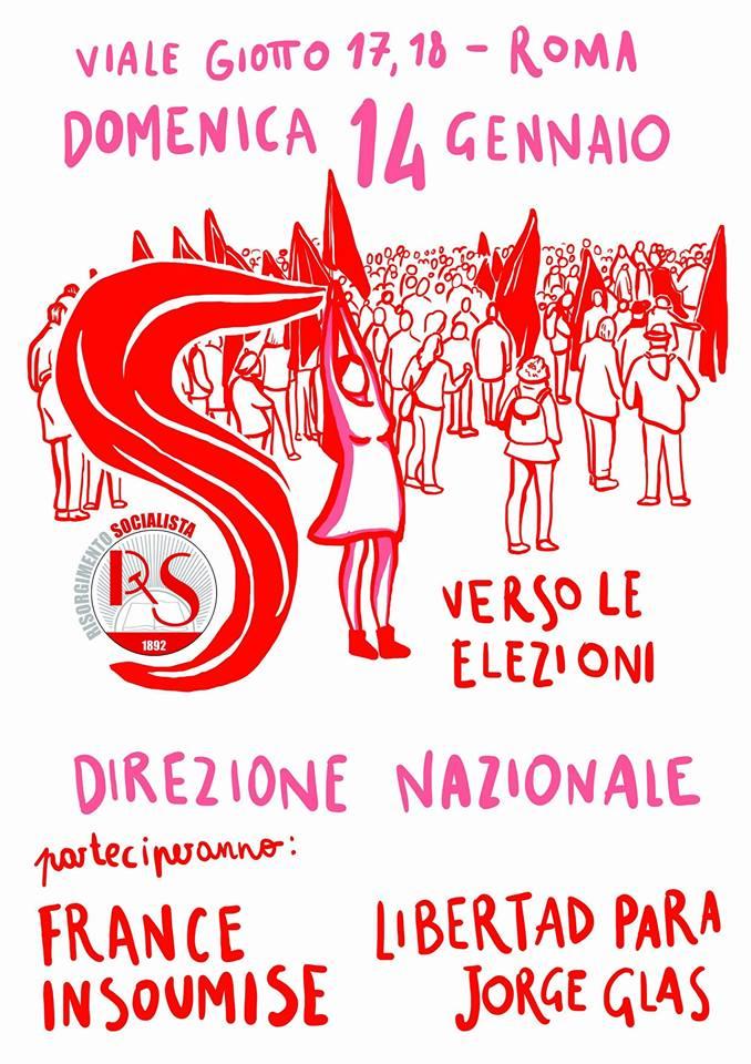Risorgimento Socialista con Potere al Popolo