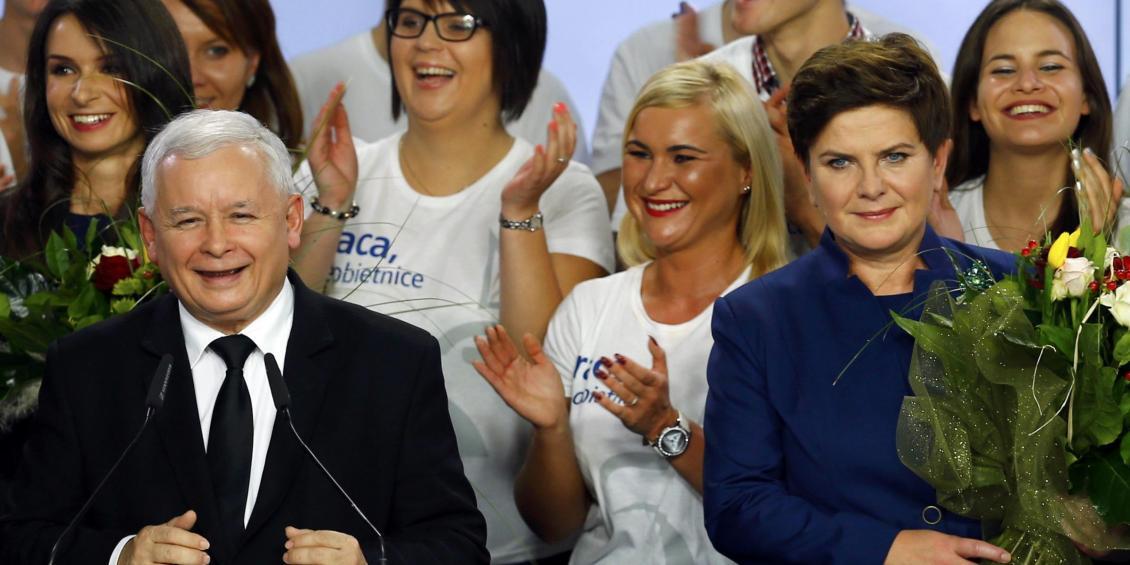 Polonia: destra populista antirussa e antieuropea