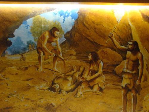 Museo Paleolitico di Isernia Molise