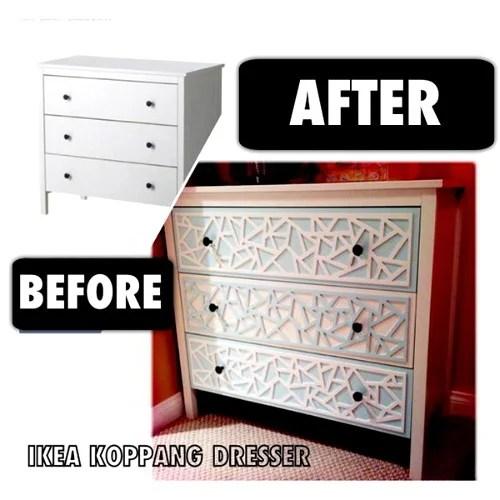 Mobiletti Ikea idee per personalizzarli spendendo poco