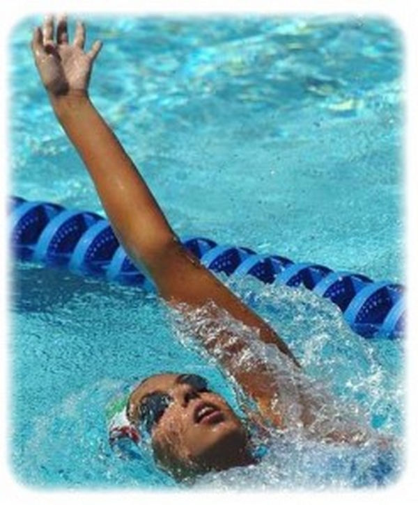 Effetti negativi del nuoto in piscina