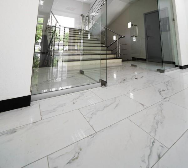 I pavimenti in marmo